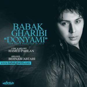 Babak Gharibi – Donyami