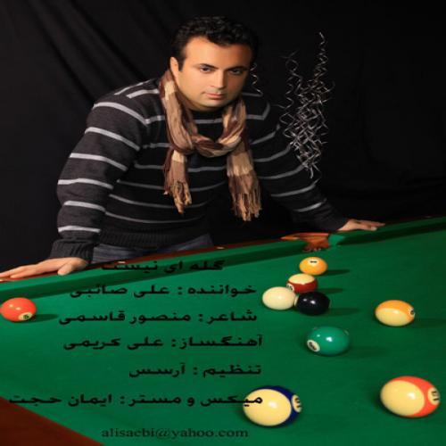 Ali Saebi – Gelei Nist