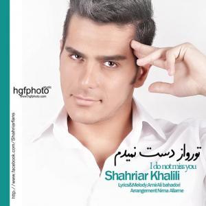 Shahriar Khalili – Toro Az Dast Nemidam