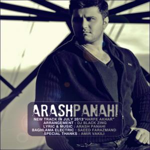 Arash Panahi – Harfe Akhar