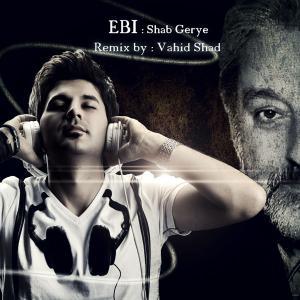Vahid Shad – Ebi Shab Gerye Remix