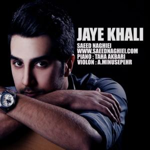 Saeed Naghiei – Jaye khali