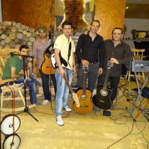 Kourosh Barjan – Roozaye Tanhaee