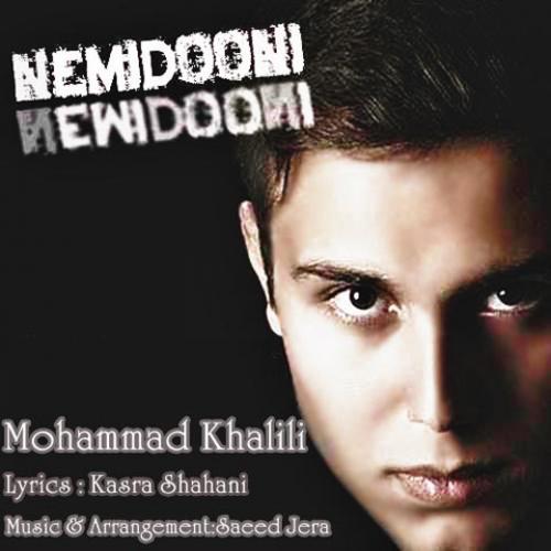دانلود آهنگ محمد خلیلی نمیدونی