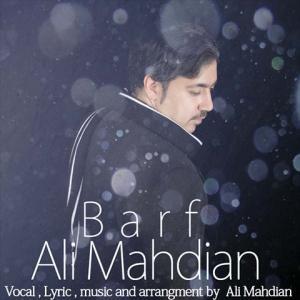 Ali Mahdian – Barf