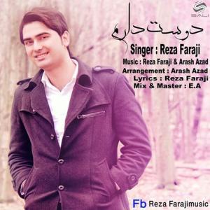 Reza Faraji – Dooset Daram