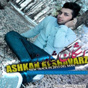 Ashkan Keshavarz – Del Man