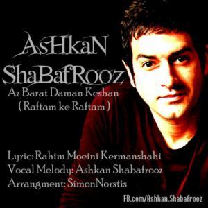 Ashkan Shabafrooz – Az Barat Daman Keshan