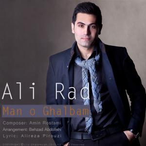 Ali Rad – Man o Ghalbam