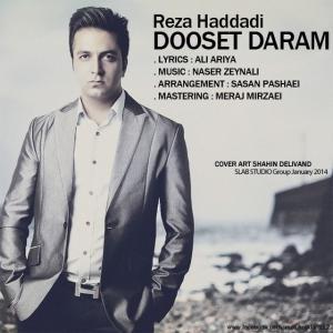 Reza Haddadi – Dooset Daram