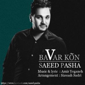Saeed Pasha – Bavar Kon