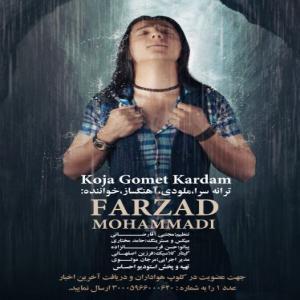 Farzad Mohammadi – Koja Gomet Kardam