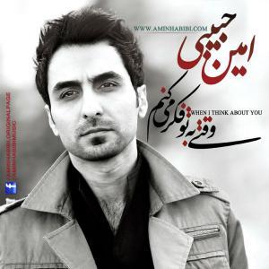Amin Habibi – Vaghti Be To Fekr Mikonam