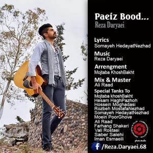 Reza Daryaei – Paeiz Bood