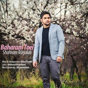 Shahram Mirjalali – Baharam Toei