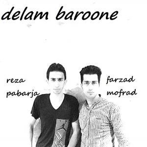 Reza Pabarja – Delam Baroone (Ft Farzad Mofrad)