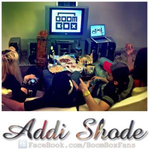 Boombox – Addi Shode