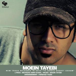 Moein Tayebi – Ye Donya Doset Daram
