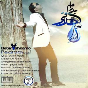 Pedram Akhlaghi – Bebin Ashkamo