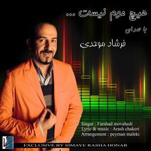 Farshad Movahedi – Hich Mohem Nist