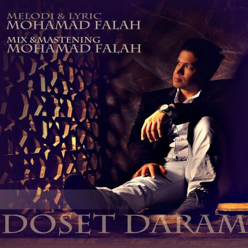 دانلود آهنگ  محمد فلاح دوست دارم