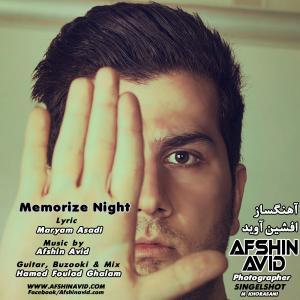 Afshin Avid – Shabe Khatereha