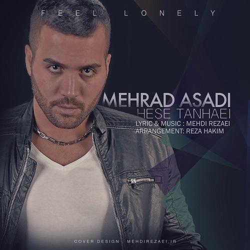 دانلود آهنگ مهراد اسدی حس تنهایی