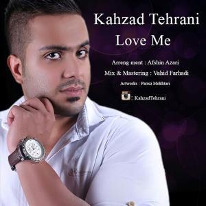 Kahzad Tehrani – Eshghe Mani