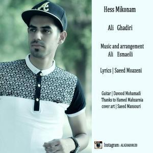 Ali Ghadiri – Hess Mikonam