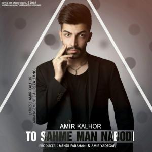 Amir Kalhor – To Sahme Man Nabodi