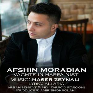 Afshin Moradian – Vaghte In Harfa Nist