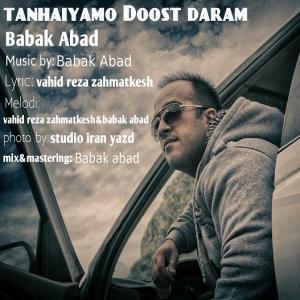 Babak Abad – Tanhaiyamo Doost Daram