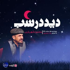 دید در شب محمود شهریاری