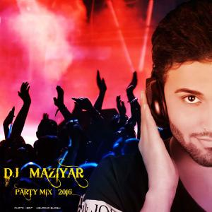DJ Maziyar – Party Mix   Supported By Kolbeh Music