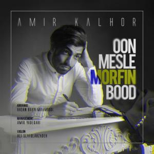 Amir Kalhor – Oun Mesl Morfin Bod