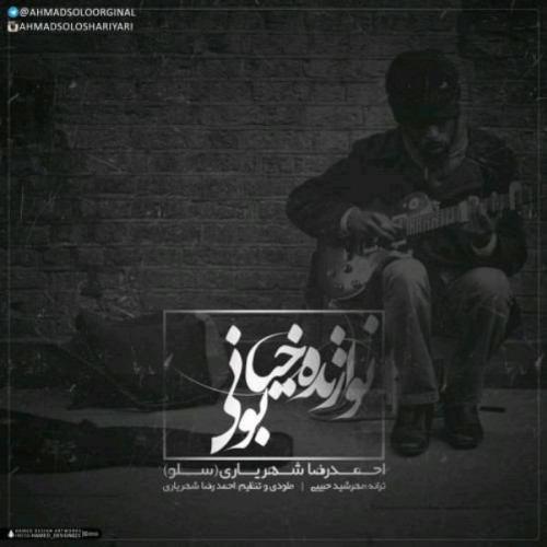 دانلود آهنگ احمد سلو  نوازنده خیابانی