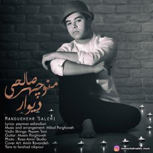Manouchehr Salehi – Divar