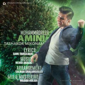 Mohammadreza Amini – Tashakor Mikonam