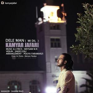 Kamyar Jafari – Dele Man