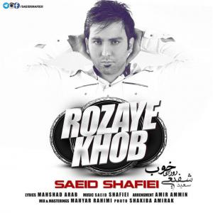 Saeid Shafiei – Rozaye Khob