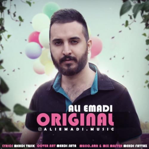Ali Emadi – Original