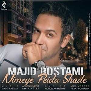 Majid Rostami – Nimeye Peida Shode