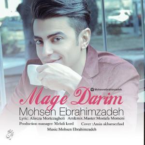 Mohsen Ebrahimzadeh – Mage Darim