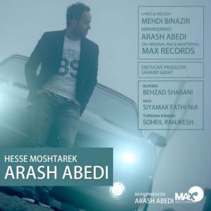 Arash Abedi – Hesse Moshtarek