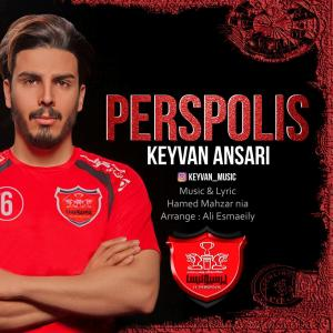 Keyvan Ansari – Perspolis