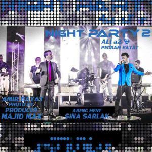 Ali A2 – Night Party 2 (Ft Pedram Bayat)