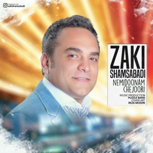 Zaki Shams – Nemidoonam Chejoori
