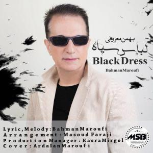 Bahman Maroufi – Black Dress
