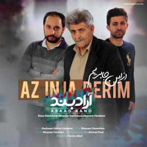 Araad Band – Az Inja Berim