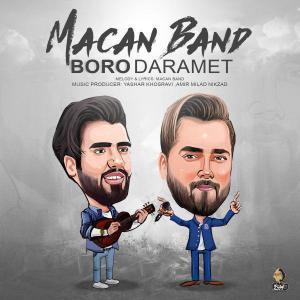 Macan Band – Boro Daramet